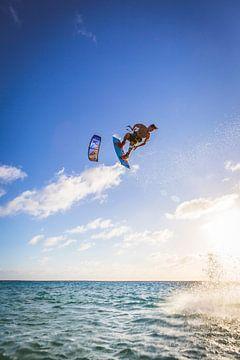 Kitesurf Bonaire, Youri Zoon van Andy Troy