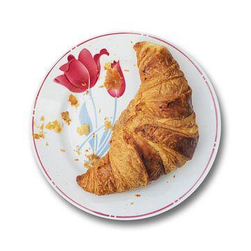Blond Beeld : Un croissant s' il vous plaît van Blond Beeld