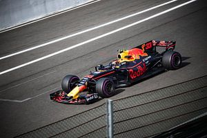 Max Verstappen Spa Francorchamps Red Bull Racing van Marcel Keurhorst