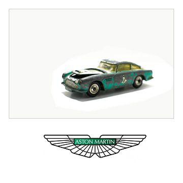 Aston Martin van Erik Reijnders