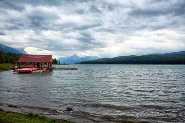 Maligne Lake Kanada von Vivo Fotografie
