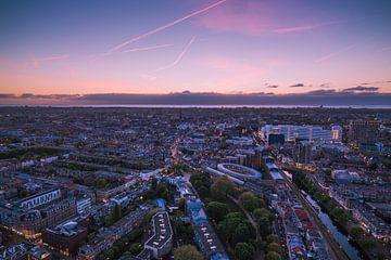 Skybar Den Haag sur Marc Hederik