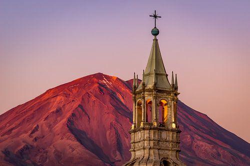 Misti - Arequipa - Basilica