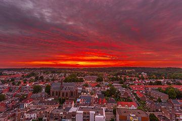 Sonnenuntergang Arnheim von Lisa Antoinette Photography