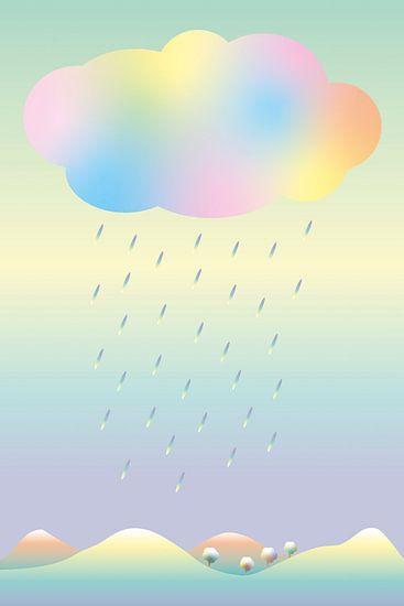 Kleur Regenbogen