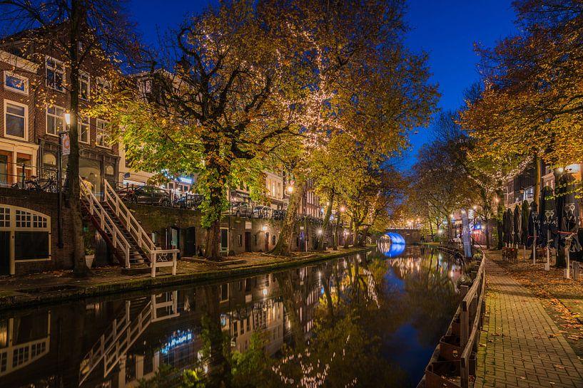 Oudegracht Utrecht van Jeroen de Jongh