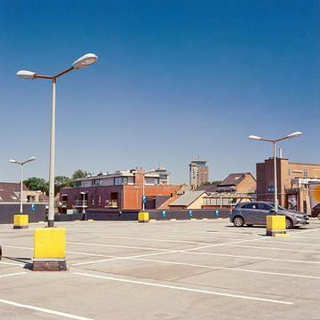 Parking Hasselt van Johan Vanbockryck