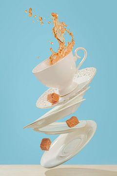 Koffie voor een goochelaar, Dina Belenko van 1x