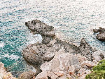 Ibiza - Prächtiger Blick auf das Meer von Youri Claessens