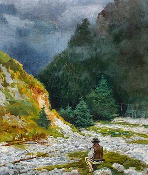 Józef Rapacki~In der Tatra