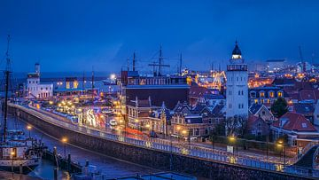 Harlingen, Nederland sur Edwin Kooren