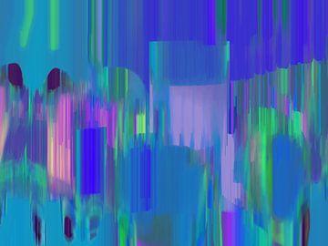 Blue Of Eden van Judith Robben