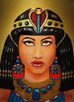 Cleopatra van Iwona Sdunek alias ANOWI
