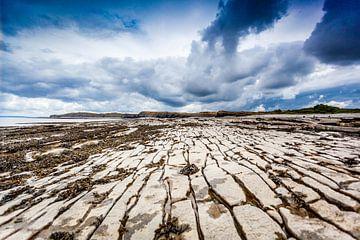 Kilve Beach #2 sur Joep Oomen