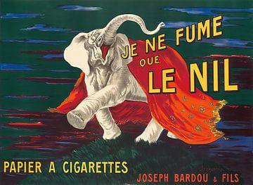 Je Ne Fume Que Le Nil, Leonetto Cappiello