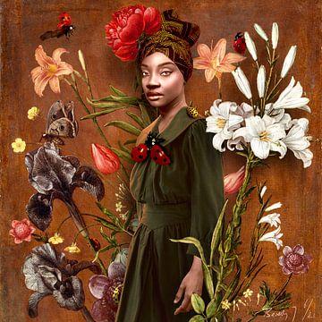Lady Bug van Blikstjinder by Betty J
