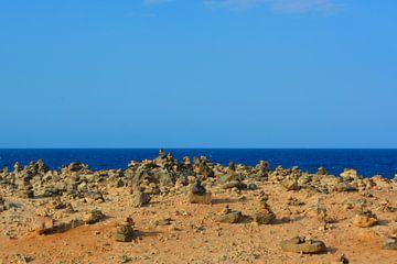 Noordkust Aruba van Ron Steens