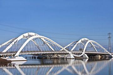 Enneus Heerma brug in Amsterdam van Nisangha Masselink