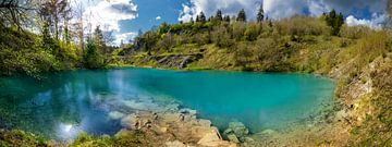 Blue Lake van Steffen Gierok