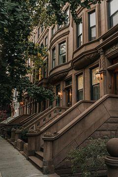 Schöne Harlem Street von Milan Markovic