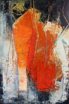 Composition abstraite 9.116 - La paire - sur Petra Lorch