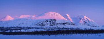 Áhkká, Koningin van Lapland van