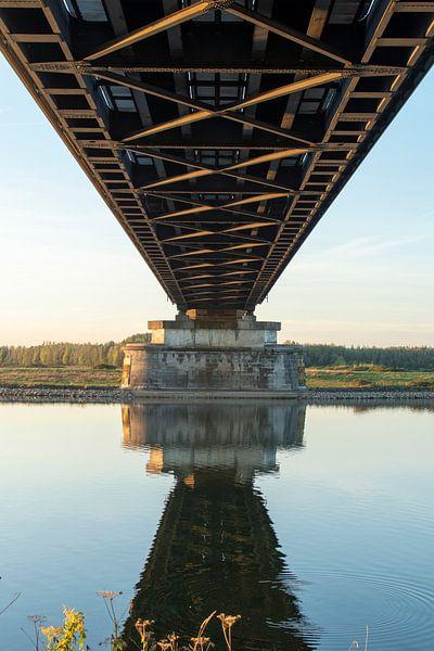 Spoorbrug Culemborg van Anouk IJpelaar