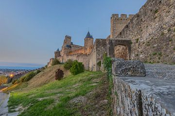 Carcassonne en France, Patrimoine Mondial sur Maarten Hoek