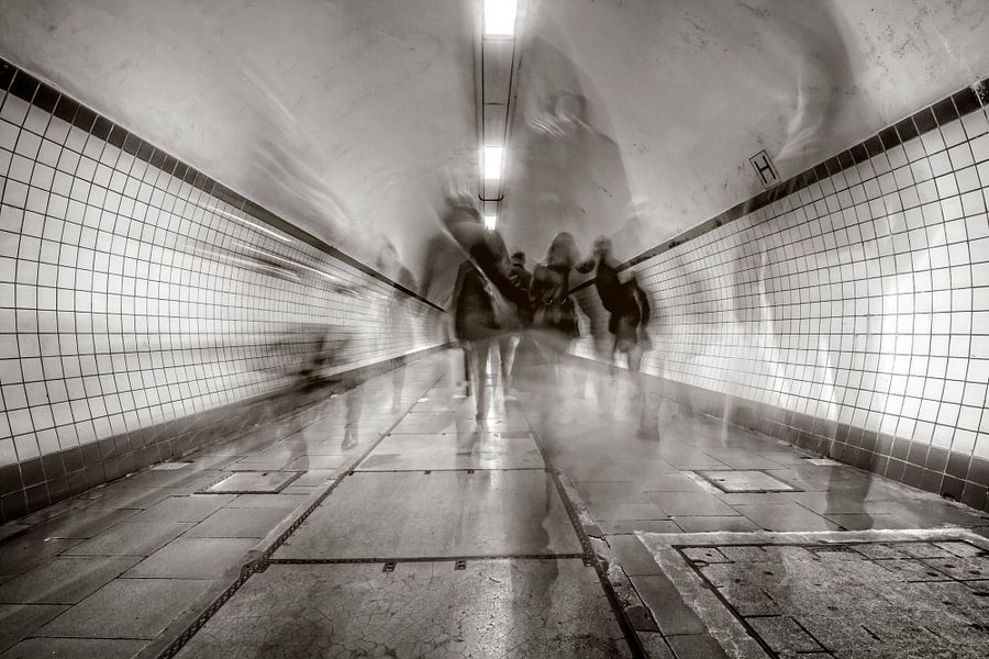 Urban Rush - Antwerpen van juvani photo