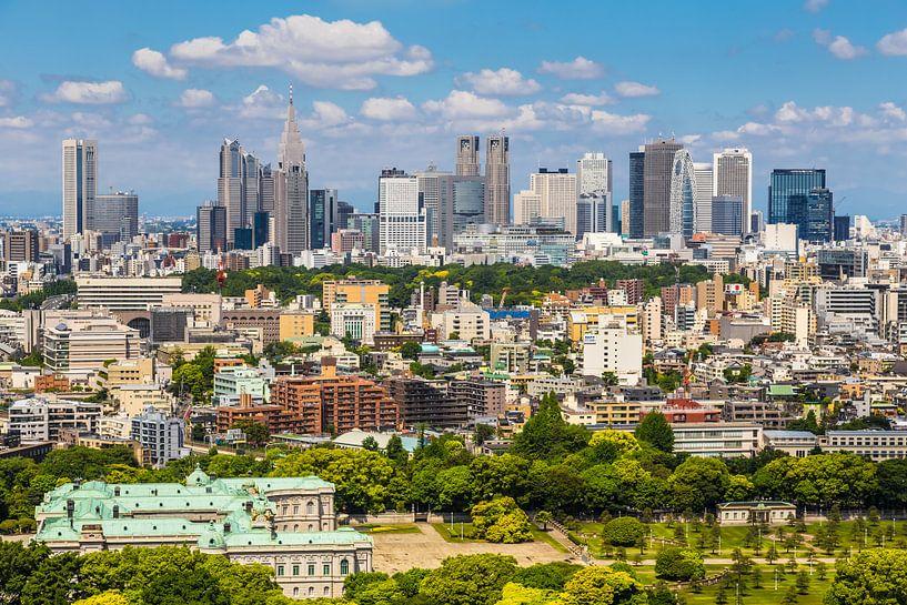 TOKYO 32 van Tom Uhlenberg