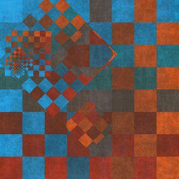 Sub-Square N4 van Olis-Art