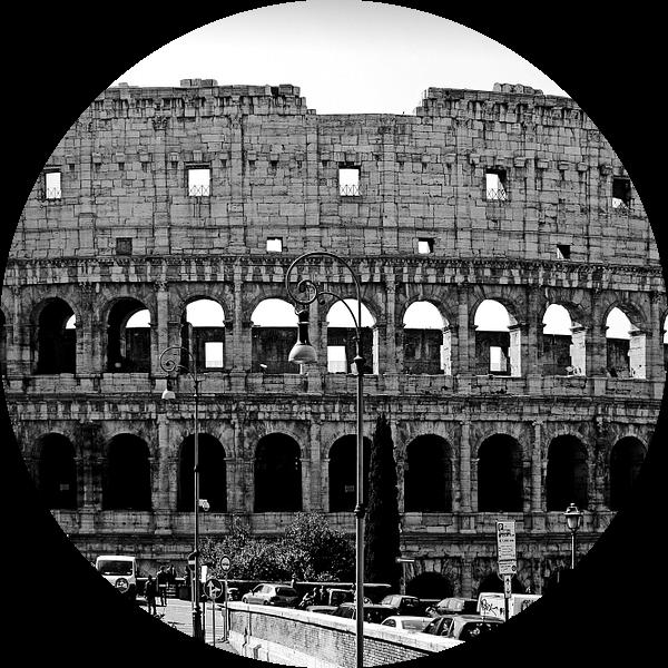 Rome ... eternal city II van Meleah Fotografie