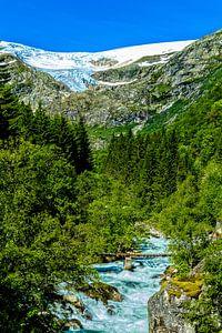 Folgefonna Gletsjer