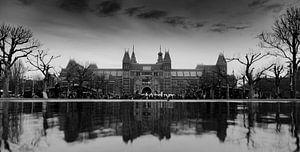 Een andere kijk op het Rijksmuseum