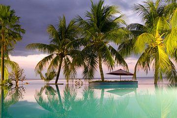Bali - Lovina Beach 2014 von Wilma van Oeveren - van Hemert