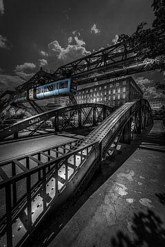 Hangspoor Wuppertal van Jens Korte