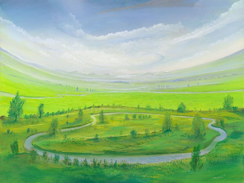 Wasserrondell van Silvian Sternhagel