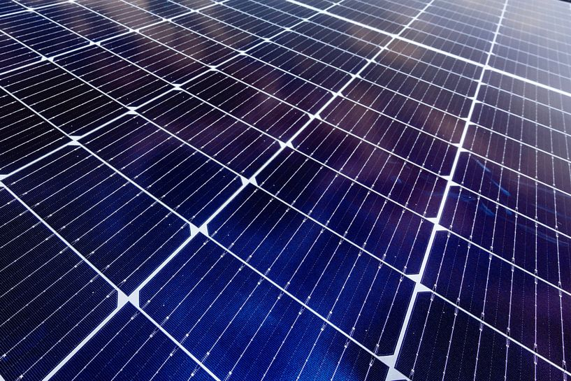 Solar Power van Mario Brussé Fotografie