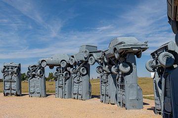 Carhenge van Richard van der Woude