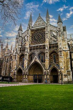 Westminster Abbey, London van Nynke Altenburg