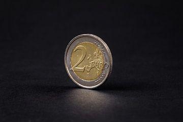 Munt van twee euro van videomundum