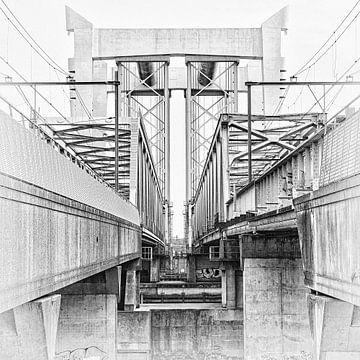 Zwijndrechtse brug van harry de jong