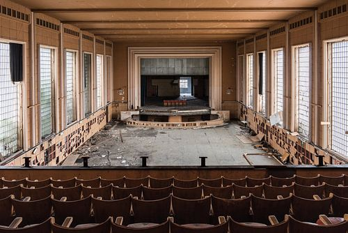 Theater van Herwin Wielink