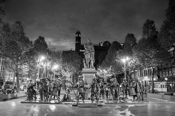 Rembrandtplein van Hugo Lingeman