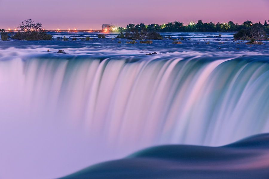 Horseshoe Falls, Niagara Falls van Henk Meijer Photography