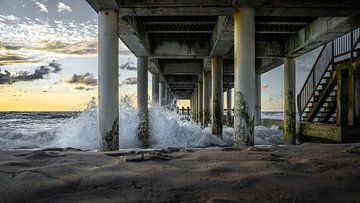 Brechende Wellen von Sebastian Paulick