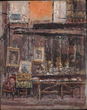 Walter Sickert, Das Antiquitätengeschäft - 1906