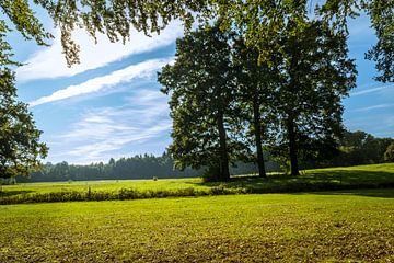 Glooiend landschap van Pascal Raymond Dorland