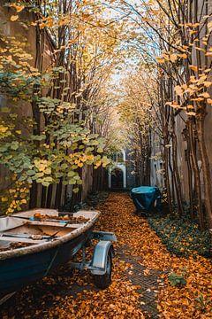 Kleuren van de herfst van Dayenne van Peperstraten