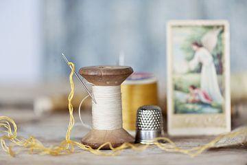 Handwerken en borduren van Marijke Trienekens